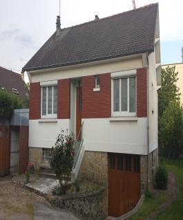 Location franconville maison louer proche de la gare for Garage de la piscine franconville